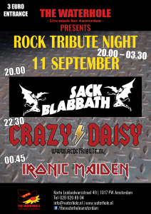 rock tribute night
